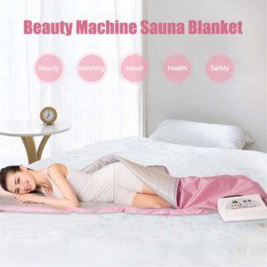 ETE ETMATE Digital Far-Infrared (FIR) Heat Sauna Blanket