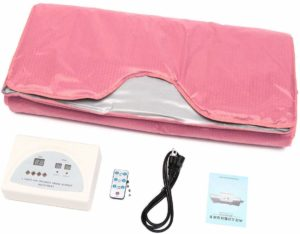 ETE ETMATE Digital Far-Infrared (FIR) Heat Sauna Blanket 2 Zone