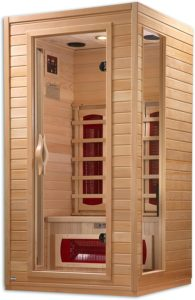 Dynamic Alicante 1-2 Person Bio Ceramic FIR Sauna