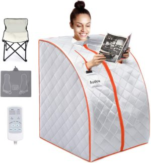 Audew Infrared Sauna Portable Infrared Home Spa