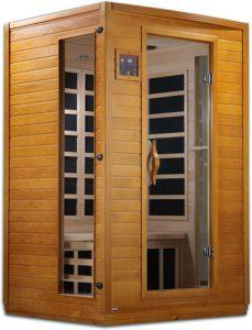 Dynamic Andora Low EMF FIR Sauna