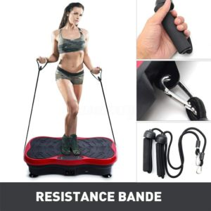 WEELOLOE Body Vibration Plate