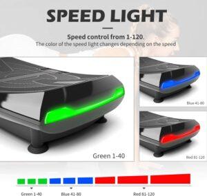 ADVENOR 4D Vibration Platform Triple Motors
