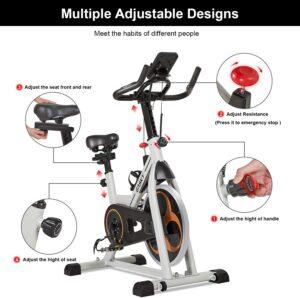 GASKY Exercise Bike Spin Bike