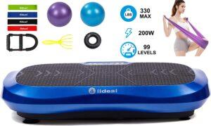 lldeal ultra thin third generation vibration platform