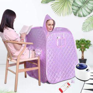Kacsoo Portable Steam Sauna Spa
