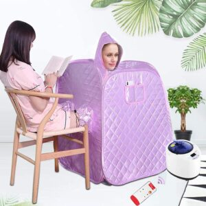 Kacsoo Portable Steam Sauna Spa