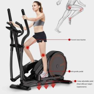 LOKOUO Elliptical Cross Trainer