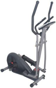 Sunny Health & Fitness Pre-Programmed Elliptical Trainer - SF-E320002