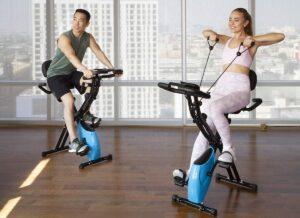 Vergo Exercise Bike 3 in 1 Adjustable Multi-Functional