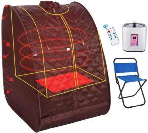 Casulo Personal Portable Steam Sauna