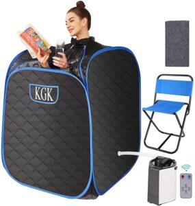 KGK Portable Steam Sauna Spa