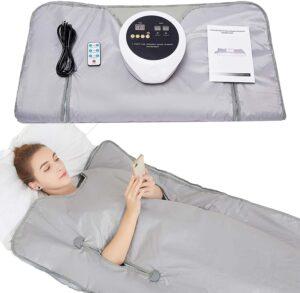 PINJAZE Sauna Blanket for Weight Loss