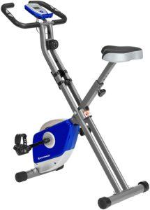 SONGMICS Foldable Exercise Bike