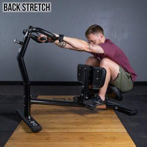 Valor Fitness CA-32 Back Leg Stretcher