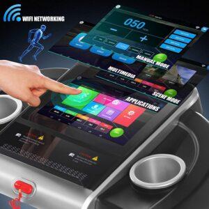 Ultrar Sytiry Home Treadmill with 10.1 Touch