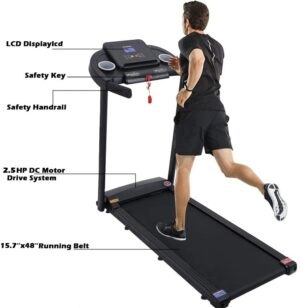 BeKool Treadmill for Home 300+ Lbs