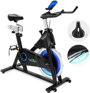 HEALTH LINE PRODUCT Magnetic Exercise Bike Belt Drive
