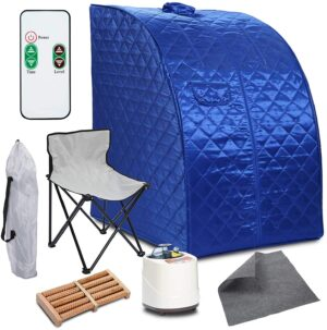 Paddie Portable Steam Sauna 2L Folding