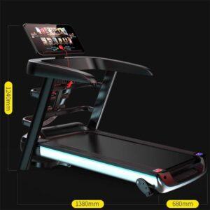 Sdahcus Foldable Electric Treadmill
