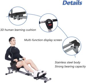 soges Rowing Machine