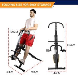 TELESPORT Upright Squat Assist Row-N-Ride