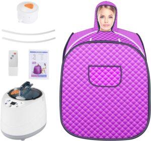 TOPQSC Portable Personal Sauna Tent