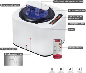 hao too portable steam sauna spa bath
