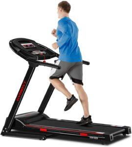 gymost 3201 treadmill running machine