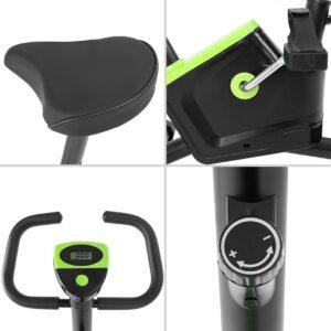 zasekb 240lb fitness stationary bike