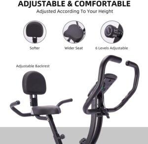 anconats Cycle Bike Folding Magnetic