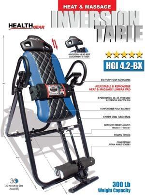 Health Gear HGI 4.2 Patent Pending Diamond Edition