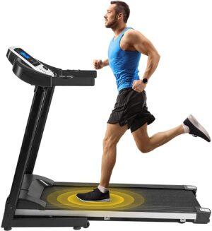 Homefiter 300lb Folding Treadmill