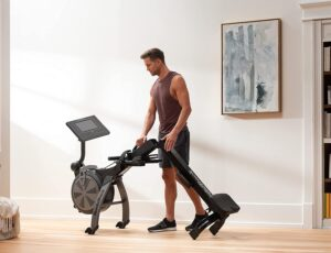 NordicTrack RW600 Smart Rower with 10-inch HD Display
