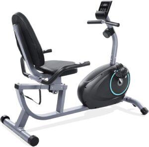 BLH Stationary Recumbent Exercise Bike