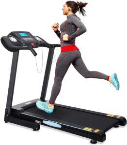 N-C Folding Treadmill 2.5HP 8.5mph