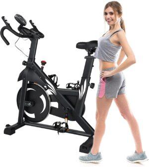 PTPEPL Indoor Cycling Bike 330 LBS