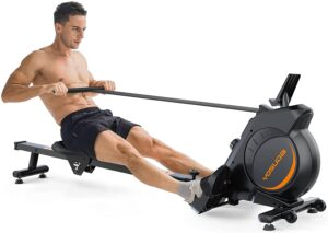 yosuda magnetic rowing machine 350lb