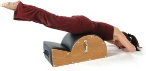 AeroPilates Spine Corrector Barrel Wood