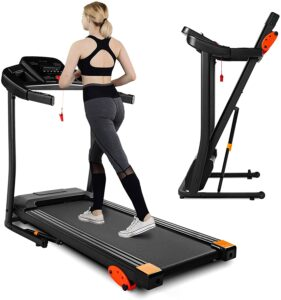 Anwick 2.5HP Home Treadmill