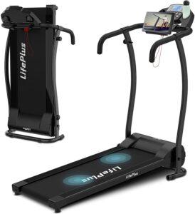 lifeplus folding treadmill