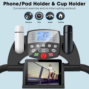 lifeplus folding treadmill LCD Display